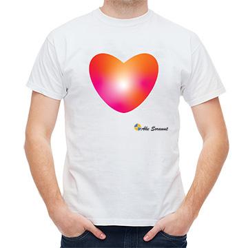 เสื้อยิดสีขาว-Lightenheart-nn