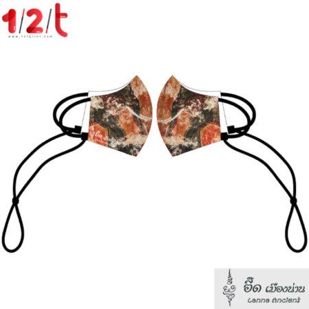 หน้ากากผ้า-ความสง่างามของช้าง-อี๊ดเมืองน่าน