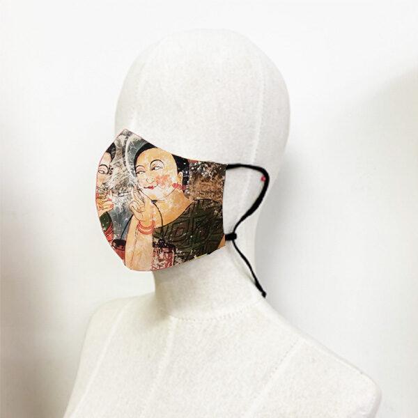 หน้ากากผ้า-ดวงตาดวงใจขวัญฤทัยของพี่-อี๊ดเมืองน่าน