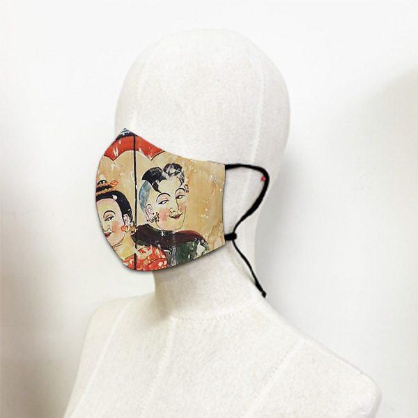 หน้ากากผ้า-น้องนี้พี่รัก-อี๊ดเมืองน่าน