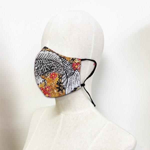 หน้ากากผ้า-มัสยา-อี๊ดเมืองน่าน