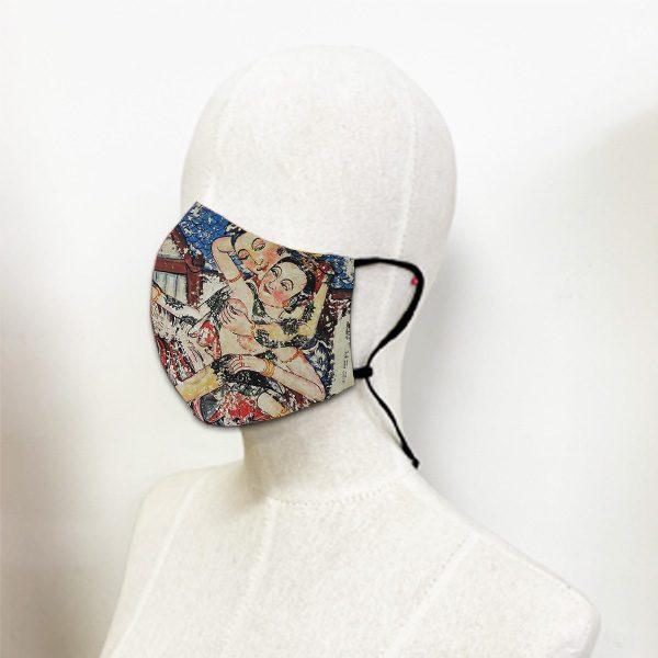 หน้ากากผ้า-อีโรติคล้านนา 5-อี๊ดเมืองน่าน