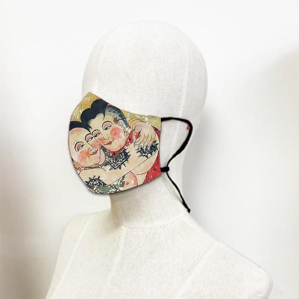 หน้ากากผ้า-อีโรติคล้านนา 7-อี๊ดเมืองน่าน