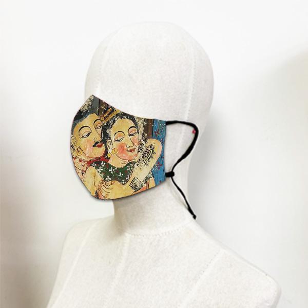 หน้ากากผ้า-อีโรติคล้านนา 8-อี๊ดเมืองน่าน
