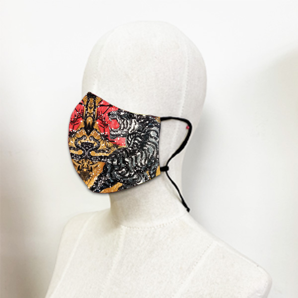หน้ากากผ้า-เสือคำราม-อี๊ดเมืองน่าน