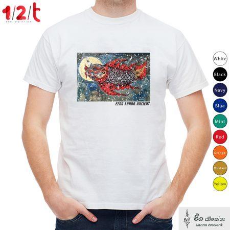 เสื้อยืดพิมพ์ลาย-มัสยาชมจันทร์-อี๊ดเมืองน่าน